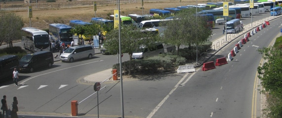 Larnaca Airport Transports