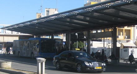 Nicosia taxi